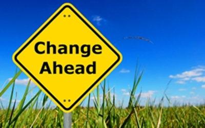 All Change…?