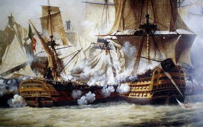 Trafalgar Day – so, what do you expect?