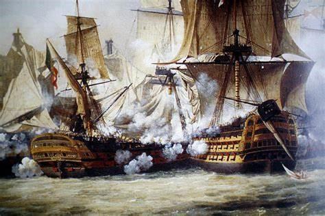Trafalgar Day – so, what do you expect?