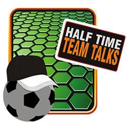 Having a Half-Time Team Talk